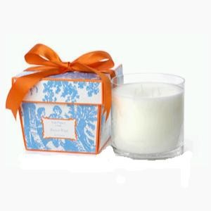Seda France Grande Candle-French Tulip