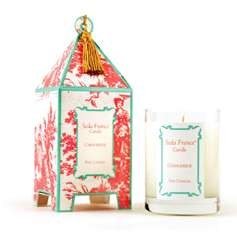 Seda France Pagoda Candle-Chinoiserie