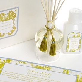 Seda France Asian Lychee diffuser set