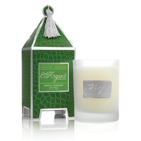 Seda France L'Argent Pagoda Candle-Imperial Boxwood