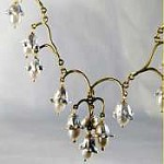 Lily of the Valley necklace by Michael Michaud for Silver Seasons