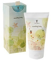 Thymes Sweetleaf Baby Diaper Balm