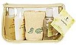 Thymes Sweetleaf Baby Travel Kit