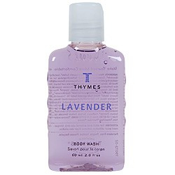 Thymes Lavender 2oz Body Wash
