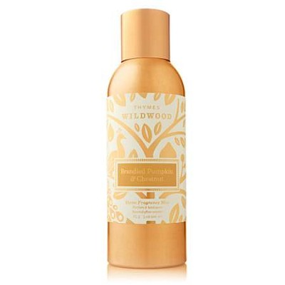 Thymes Wildwood Brandied Pumpkin & Chestnut Home Fragrance Mist