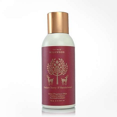 Thymes Wildwood Juniper Berry & Sandalwood Home Fragrance Mist