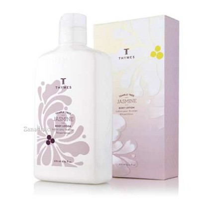 Thymes Temple Tree Jasmine Body Lotion