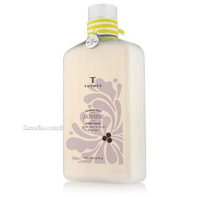 Thymes Temple Tree Jasmine Body Wash