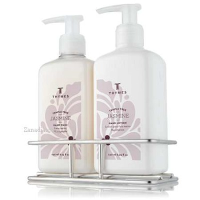 Thymes Temple Tree Jasmine Sink Set
