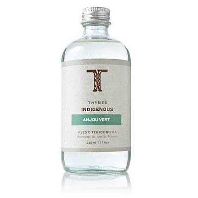 Thymes Indigenous Diffuser Refill-Anjou Vert