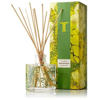 Thymes Indigenous Diffuser-Anjou Vert