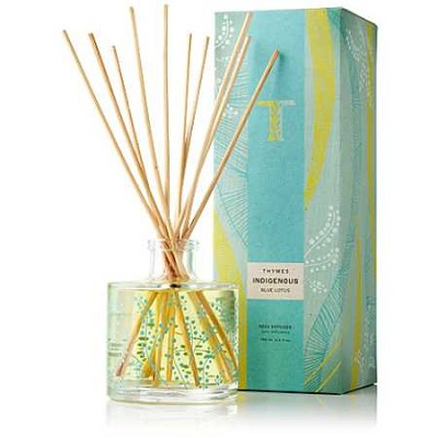 Thymes Indigenous Diffuser-Blue Lotus