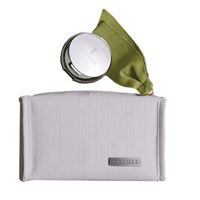 Thymes Eucalyptus Compact & Cosmetic Pouch