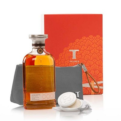 Thymes Lotus Santal Gift Set