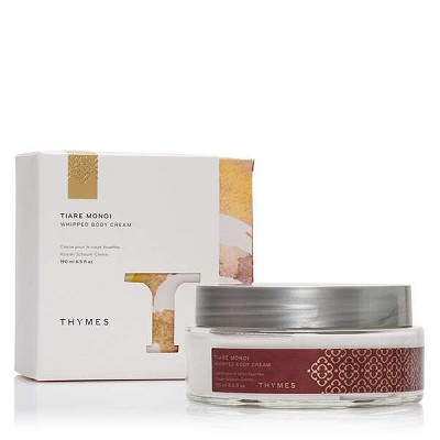 Thymes Tiare Monoi Whipped body Cream
