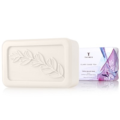 Thymes Clary Sage Tea Soap