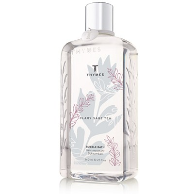 Thymes Clary Sage Tea Bubble Bath