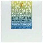 Thymes Essentials Foot Soak Envelope