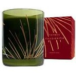 Thymes Frasier Fir Red Velvet Candle