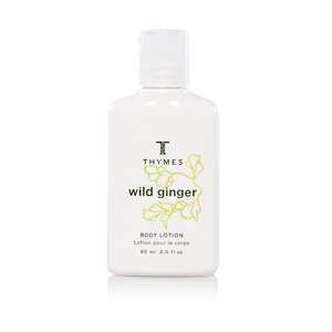 Thymes Wild Ginger 2oz Lotion