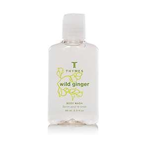 Thymes Wild Ginger 2oz Body Wash