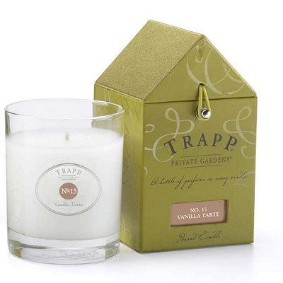 Trapp Candles No 15-Vanilla Tarte- 7 Oz Poured Candle