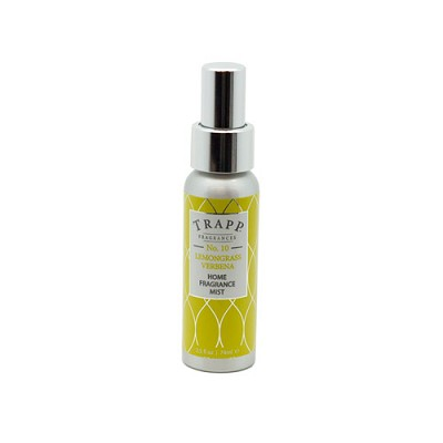 Trapp No 10 Lemongrass Verbena Home Fragrance Mist