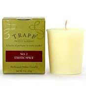Trapp No. 2 Exotic Spice Votive