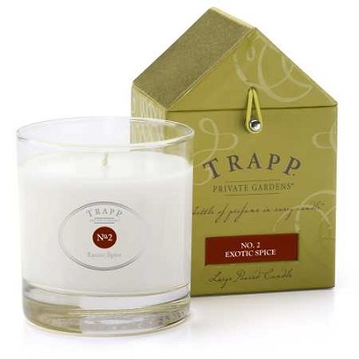 Trapp No. 2 Exotic Spice Candle