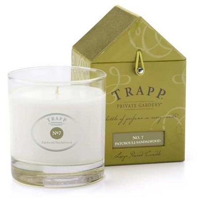 Trapp No. 7 Patchouli Sandalwood Candle