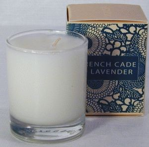 Voluspa Votive-French Cade & Lavender