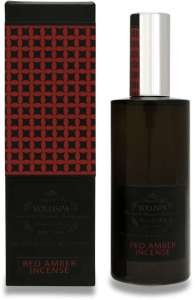 Voluspa Basics Room Spray / Body Mist-Red Amber Incense