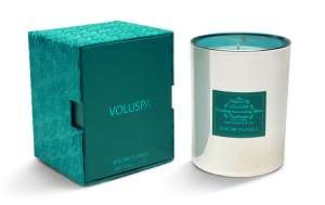 Voluspa 10oz Candle-Snowflakes