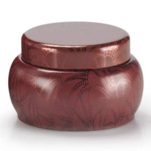 Voluspa Mini Tin-Winter Cherry
