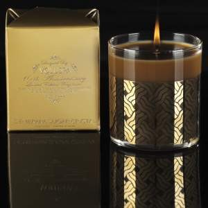 Voluspa Candle-Demerara Sugar Crystal