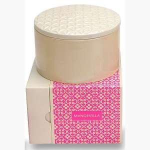 Voluspa Basics Three Wick Candle-Mandevilla