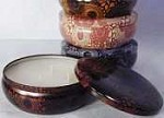 Voluspa Three-Wick Tin-Burmese Rosewood