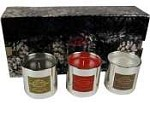 Voluspa Festive Fragrance Palette Gift Set