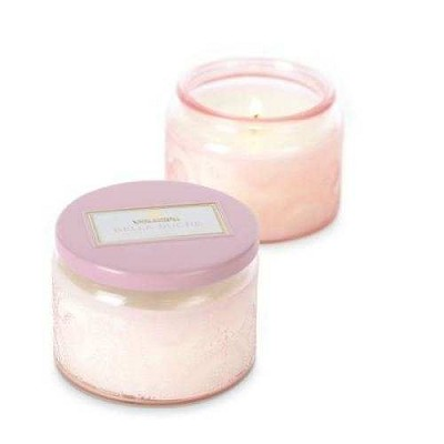 Voluspa Bella Sucre Small Glass Jar Candle