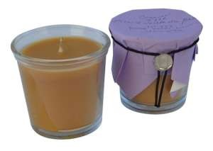 Votivo Rhone Valley Lilac candle-glass jar