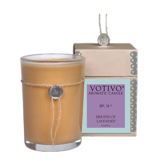 Votivo Breath of Lavender Candle