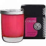 Votivo Island Grapefruit Color Candle