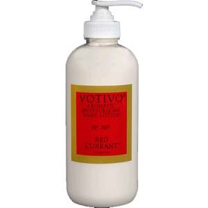 Votivo hand lotion pump-Red Currant