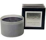 Votivo Holiday Three-Wick Candle-Winter Solstice