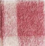 Waratah Luxury Pure Mohair Pile Throw Fringed on two ends. Plaids-Rose.