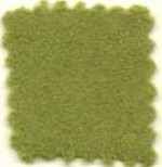 Waratah Merino Wool Throw Fringed on two ends. Solid-Olive.