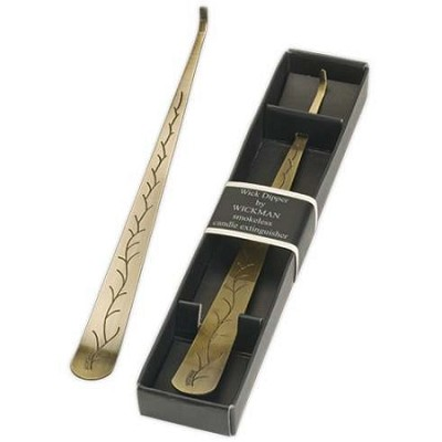 Wickman Wick Dipper in Antique Brass