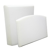 Foam Only for Puff Chair or Rocker- No Cover - non returnable