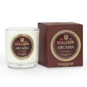 Voluspa Arcadia Boxed Votive in Glass
