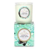 Voluspa Linden and Dark Moss Candle